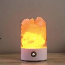 香薰水晶鹽燈
